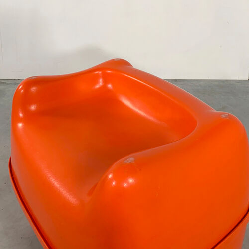 """Chaise enfant """"Zorro"""" par Meurop, 1970"""