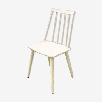 Chaise scandinave Théodore Harlev pour Farstrup