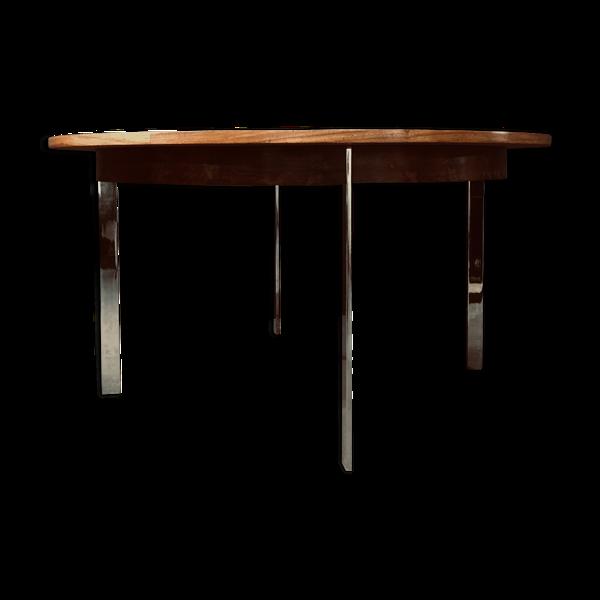 Selency Table en bois de rose de Richard Young pour Merrow Associates, 1968