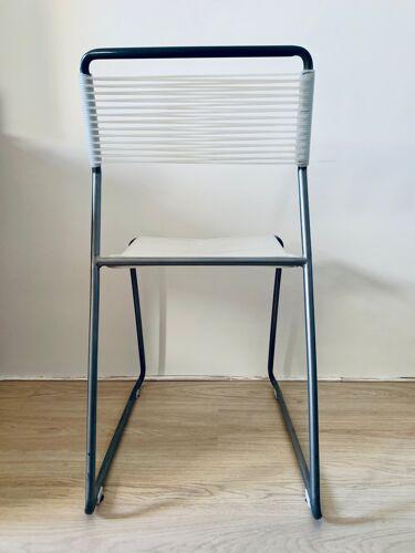 6 chaises Melker 'spaghetti' par Lisa Norinder