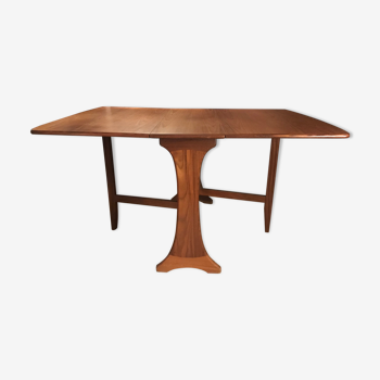 Table danoise pliante en teck