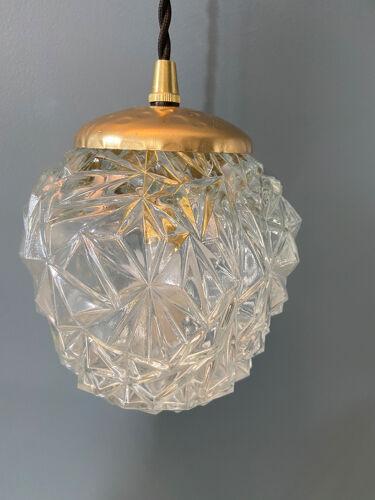 Baladeuse globe origami vintage 1960