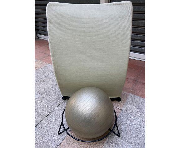 Paire de chaises San Siro 1995