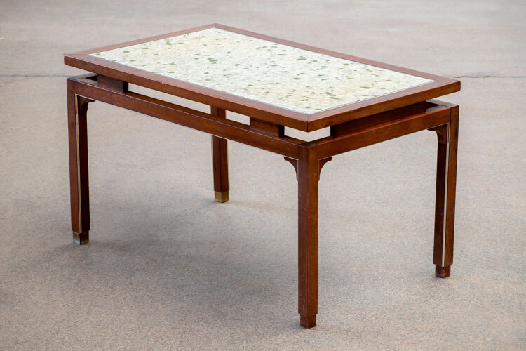 Table basse scandinave vintage