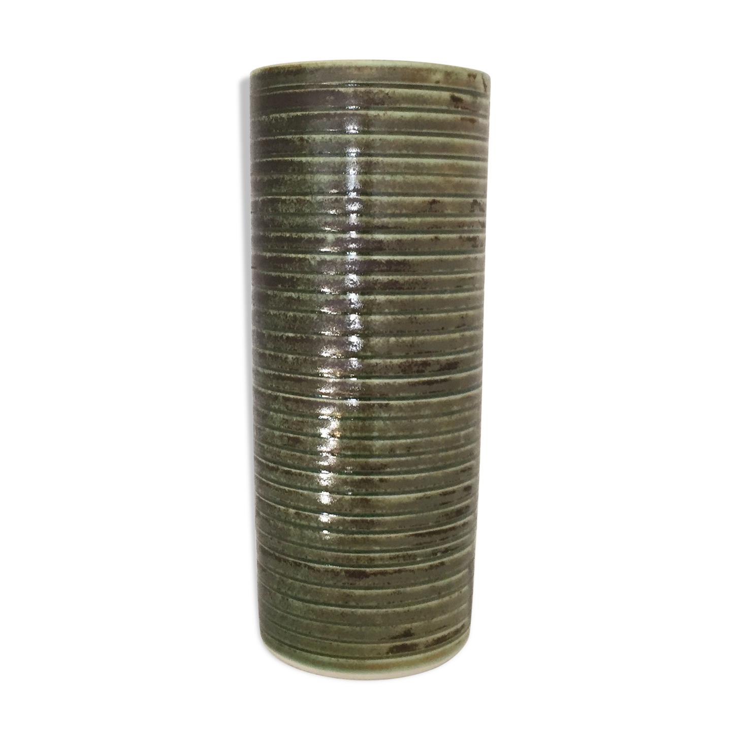 Vase cylindrique années 1950