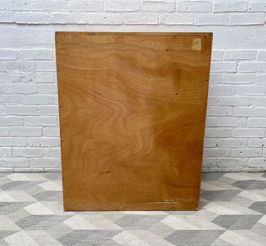 Commode vintage coffre de chambre par G Plan