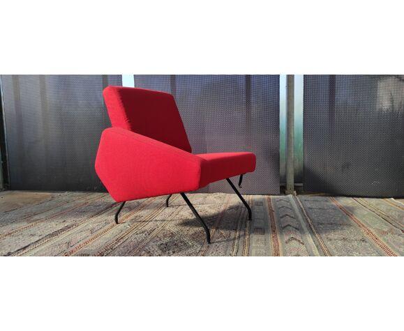Canapé modele courbe ref 62 de chez Burov