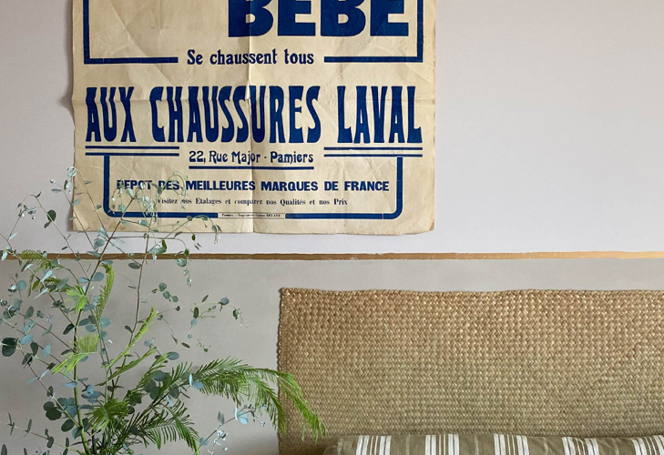 Affiche Chaussures Laval