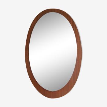 Miroirs ronds teck G-Plan