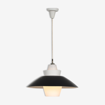 1950s hanging lamp by Louis Kalff for Philips, Netherlands