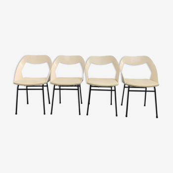 Chaises de Louis paolozzi