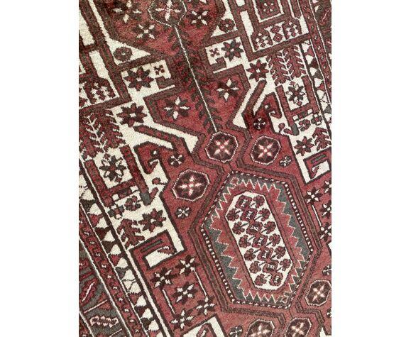 Tapis vintage persan hamadan 128x212 cm