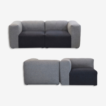 Mags Soft 2-Seat Sofa from HAY