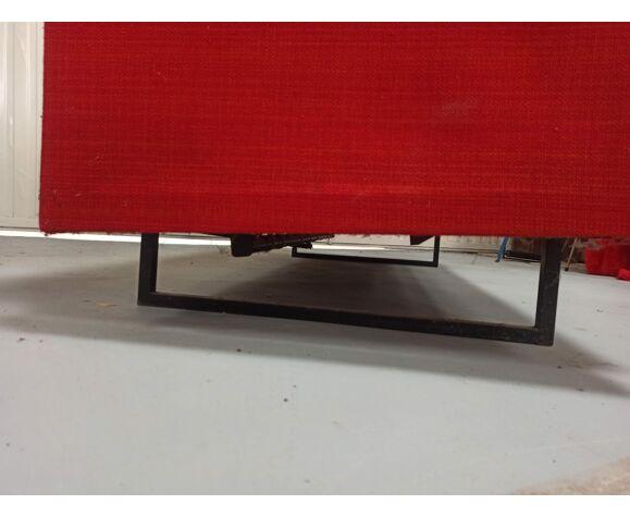 Sofa Carélie par René Jean Caillette - année 60 - Steiner