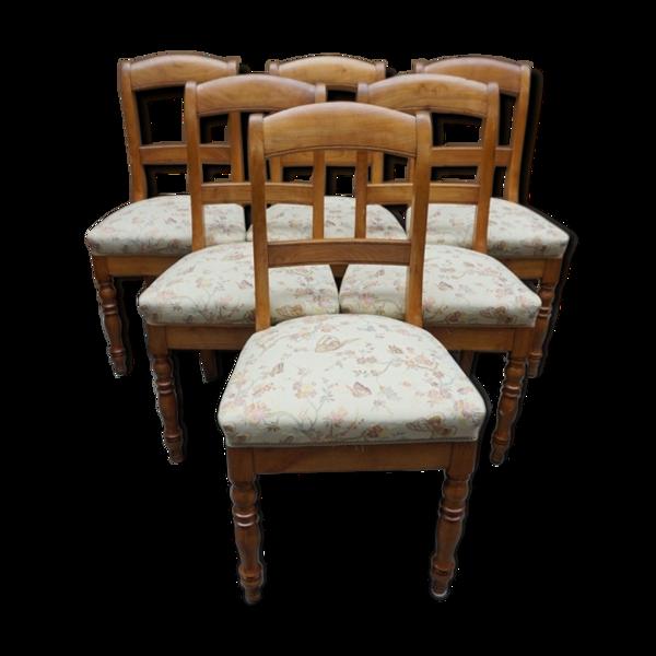 Ensemble de chaises - 6 pièces