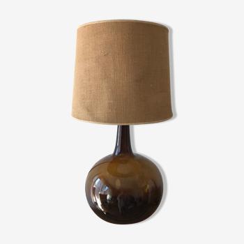 Lamp demijohn