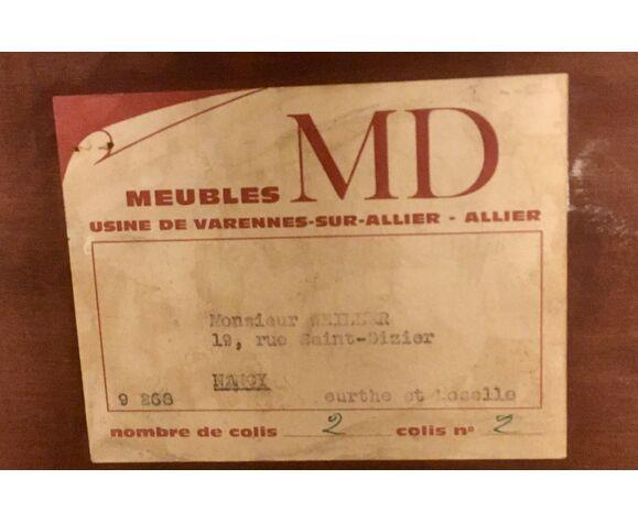 Meubles bibliothèque modulable MD