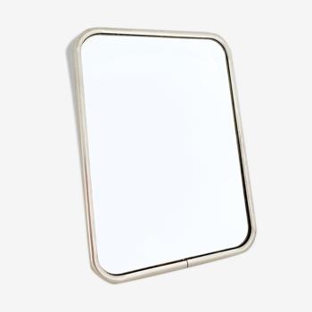 Miroir de barbier rectangulaire 18x13,5cm