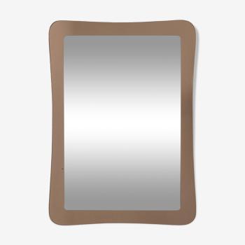 Miroir, années 1980 - 58x81cm