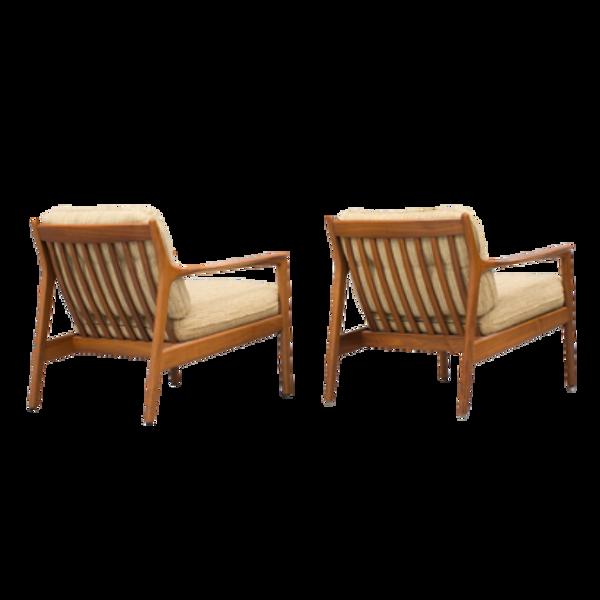 Paire de fauteuils US-175