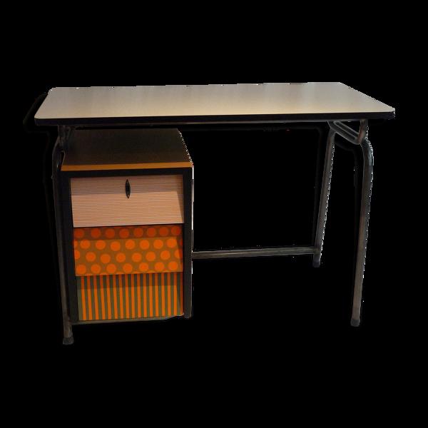 Selency Bureau 3 tiroirs
