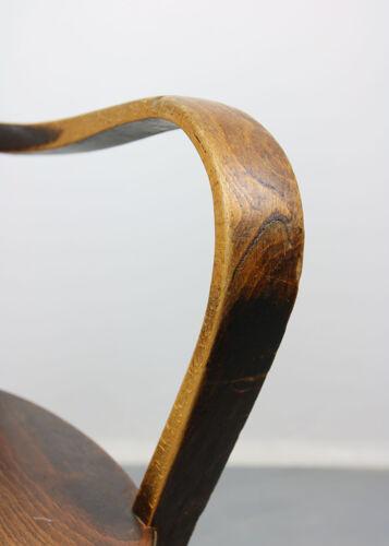 Fauteuils B47  de Michael Thonet, années 1930