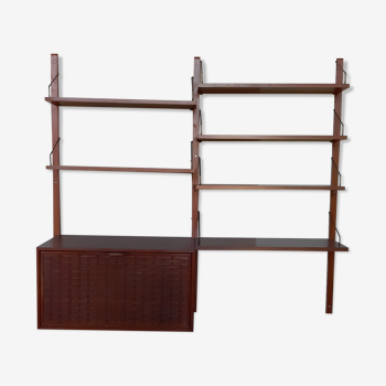 Shelf 2 modules by Poul Cadovious, 1950s