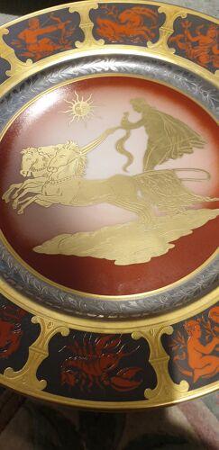 Porcelaine  oro zecchino
