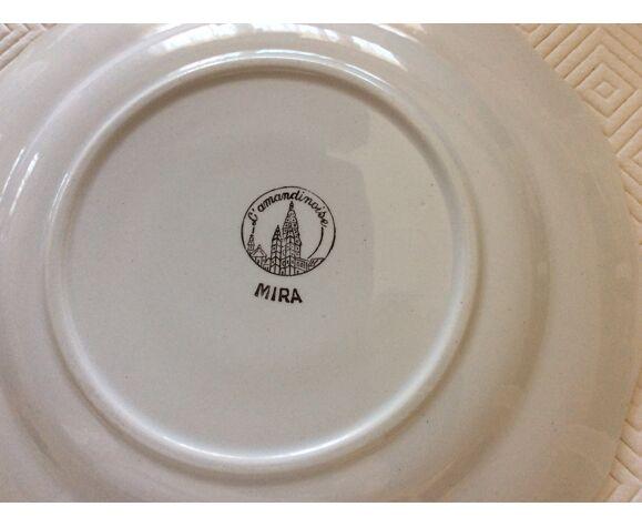 Service de vaisselle vintage