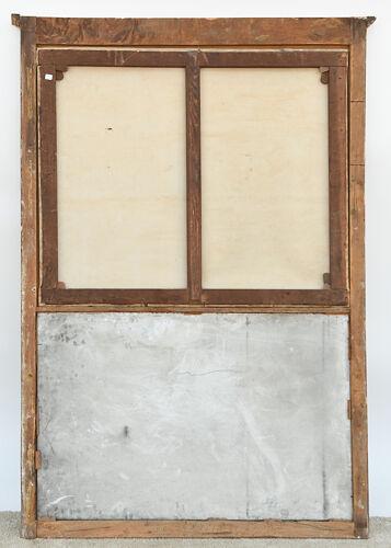 Trumeau à décor d'une peinture