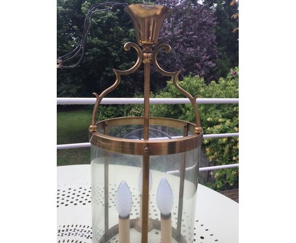 Lanterne de hall fin XIX ème