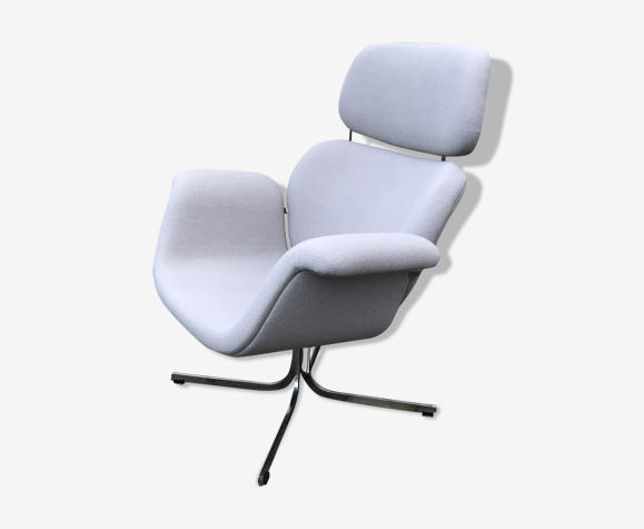 Big Tulip F545 armchair by Pierre Paulin for Artifort 1965