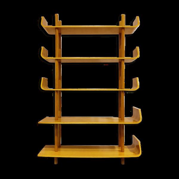 Bibliothèque modèle 545 de Wilhelm Lutjens pour Den Boer Gouda