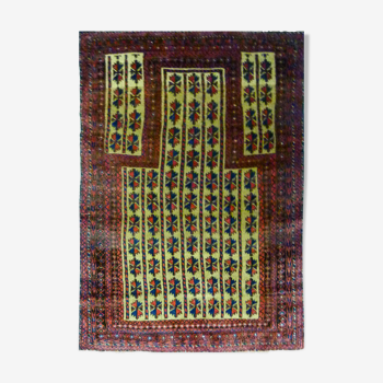 Tapis irannien-baloutche 91x144 cm