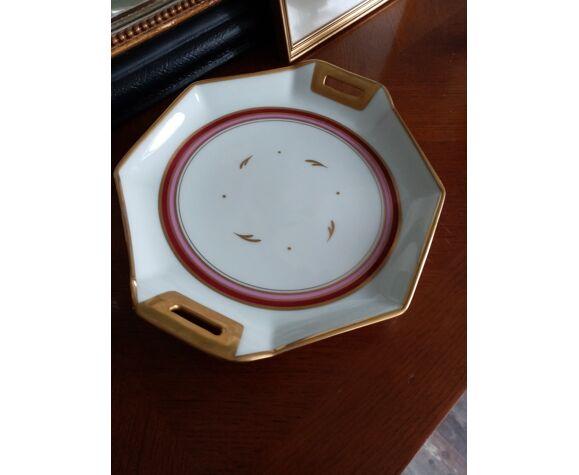 Plat porcelaine Limoges