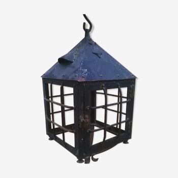 Vintage garden lantern