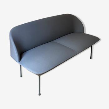 Muuto sofa, 2 seats