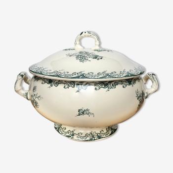 Soupière Creil & Montereau 1900