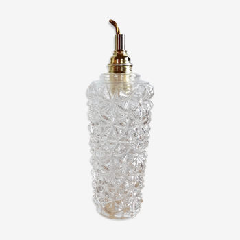 "Lampe baladeuse vintage suspension verre ""gemma"""