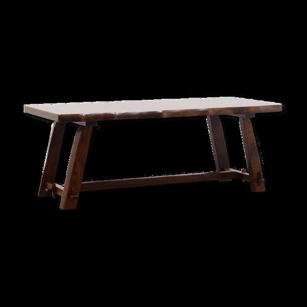 Table rustique de chez Aranjou