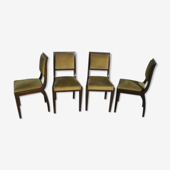 Série de 4 chaises