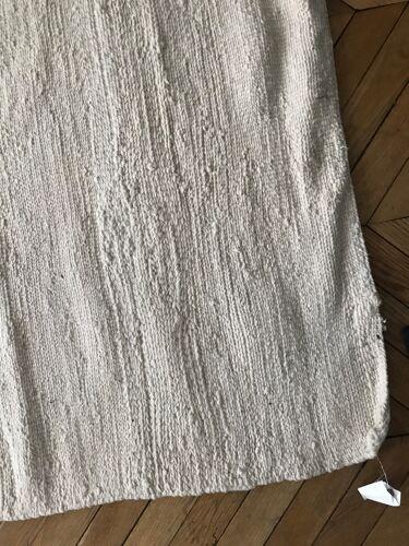 Tapis kilim en laine de Soufiane Zarib