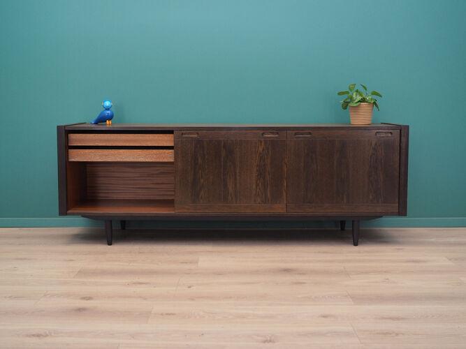 Enfilade, design danois, années 1960, fabricant: Skovby