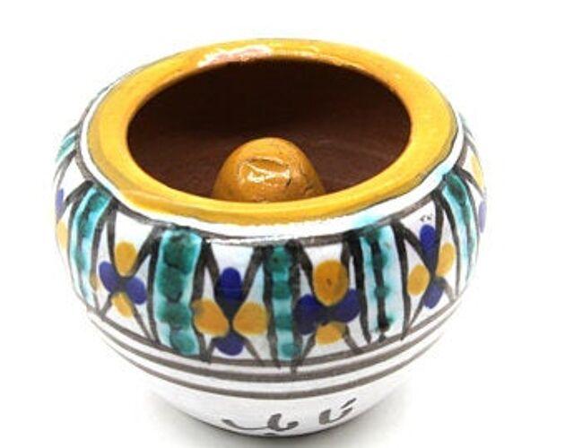Ancien cendrier marocain