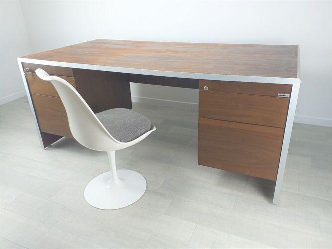 Bureau design Italien Ciolino années 70 vintage