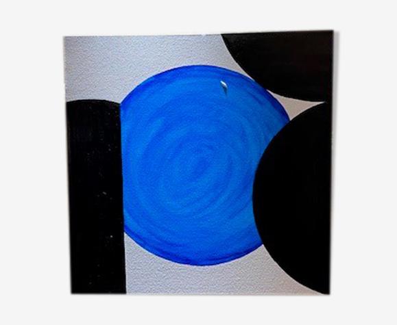 Décoration murale acrylique sur toile peinture