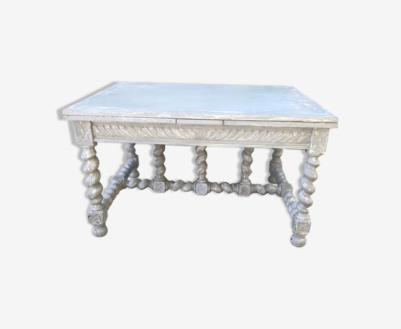 Table à allonges