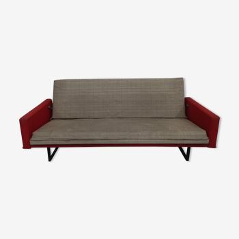 Sofa carélie René Jean Caillette années 60 steiner