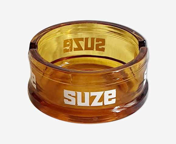 Cendrier en verre vintage Suze
