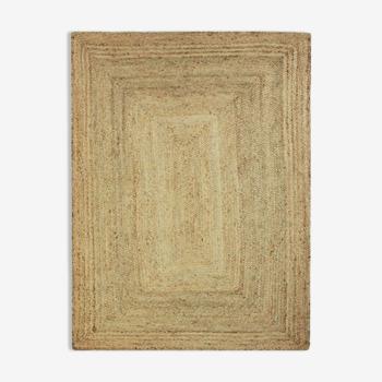Jute carpet 120x170 cm